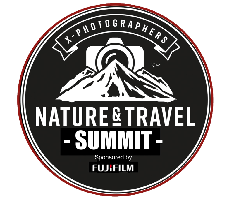 "FUJIFILM ""X and GFX "" PHOTOGRAPHERS TRAVEL & NATURE SUMMITS"